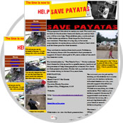 This is our Save Payatas link about the problems we face